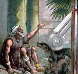 Où est la bénédiction ? Où est le scandale ? dans la richesse, ou la pauvreté ? dans Communauté spirituelle 146